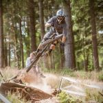 Ben Cathro mountain biking